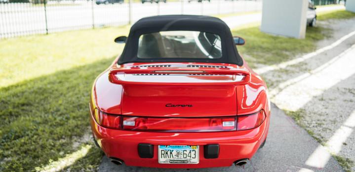 1995 993 Carrera Cab