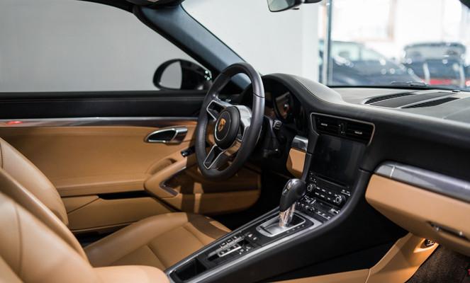 991.2 Carrera Cabriolet
