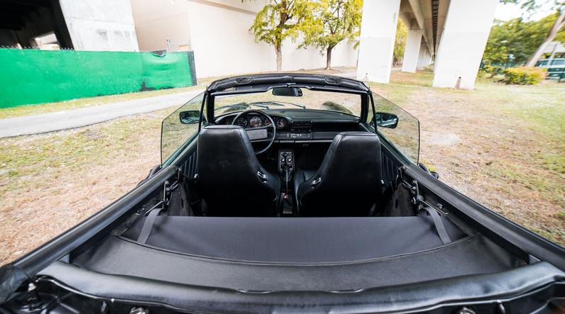 Black 930 Turbo Cab