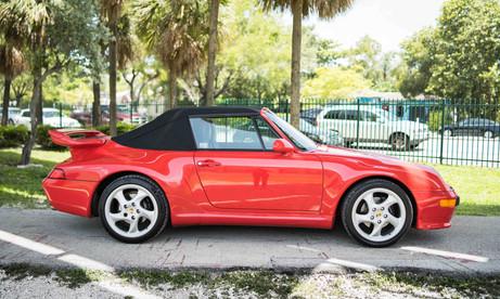 993 C2 Cabriolet