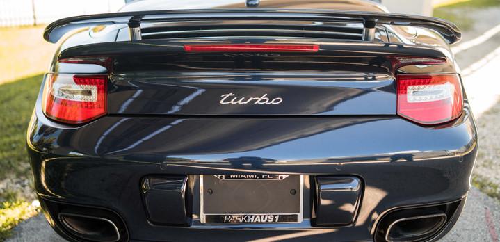 997.2 Turbo Cab