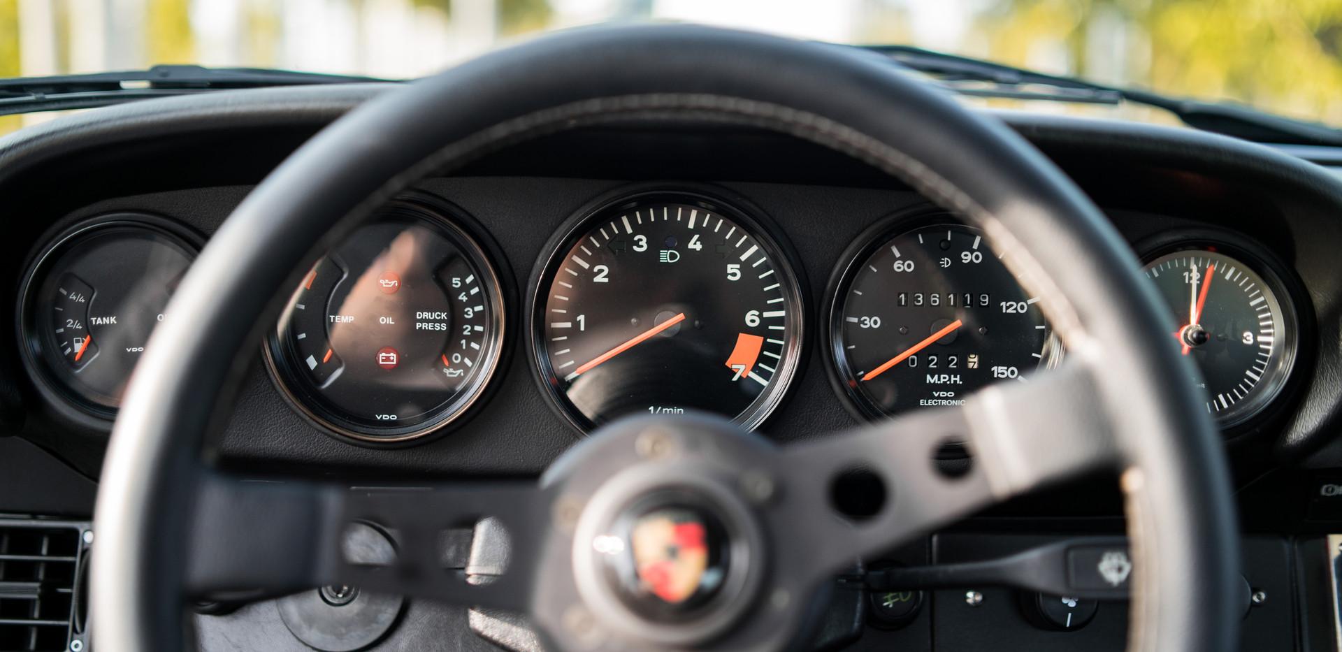 1987 911 Hot Rod