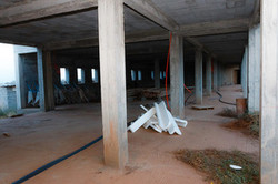 Construction de l'école à Dar Bouidar