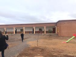 Inauguration de l'école Dar Bouidar