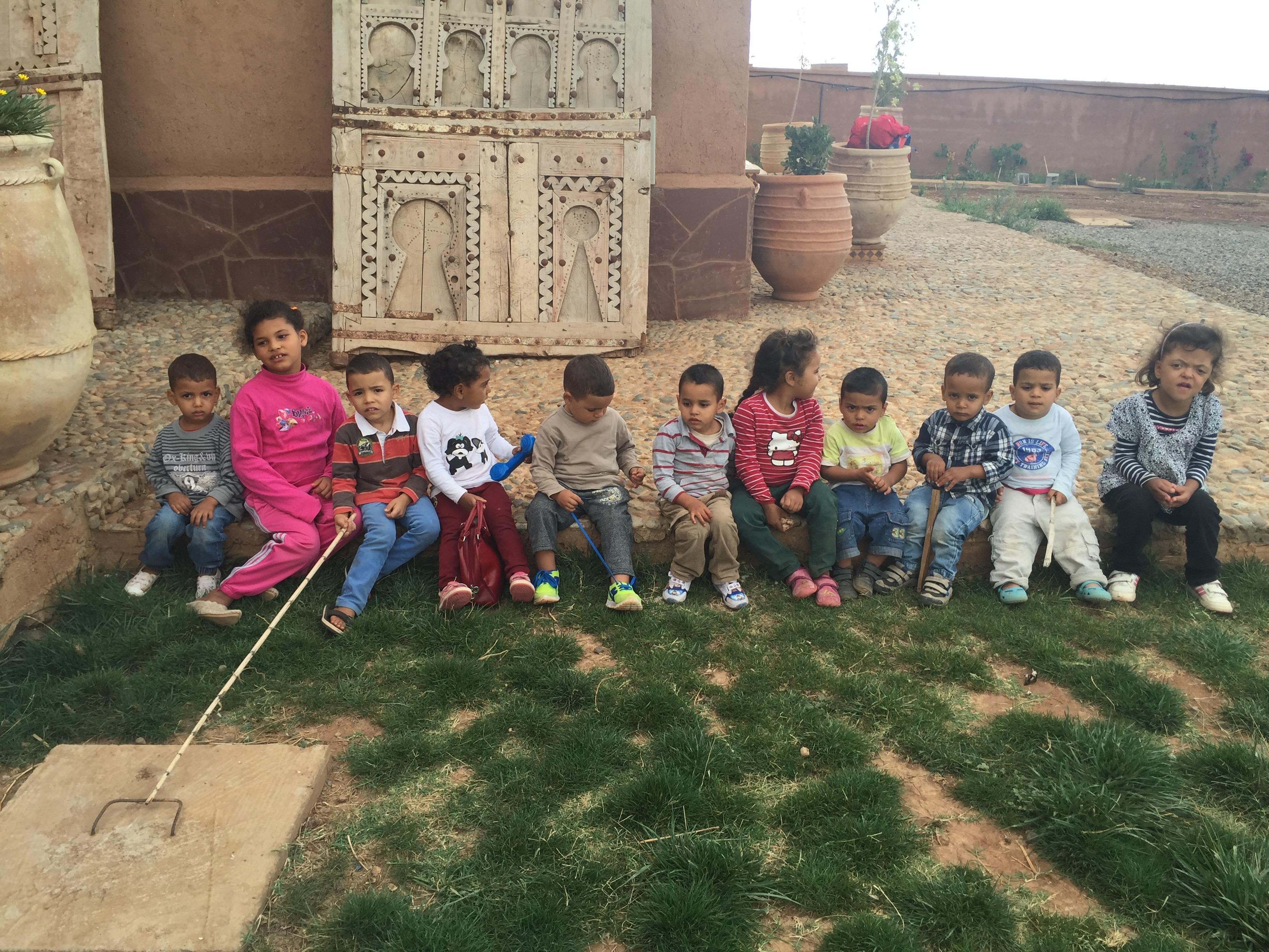 Orphelinat Dar Bouidar - Les enfants de l'Atlas