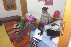 Dons vêtements et jouets