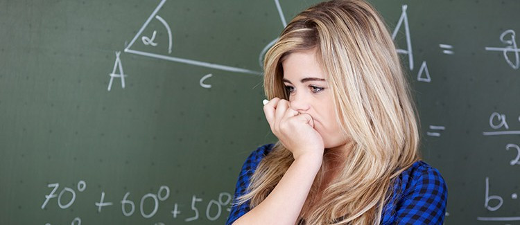 Does our approach to teaching math fail even the smartest kids?