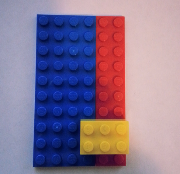 Bayes' Theorem with Lego
