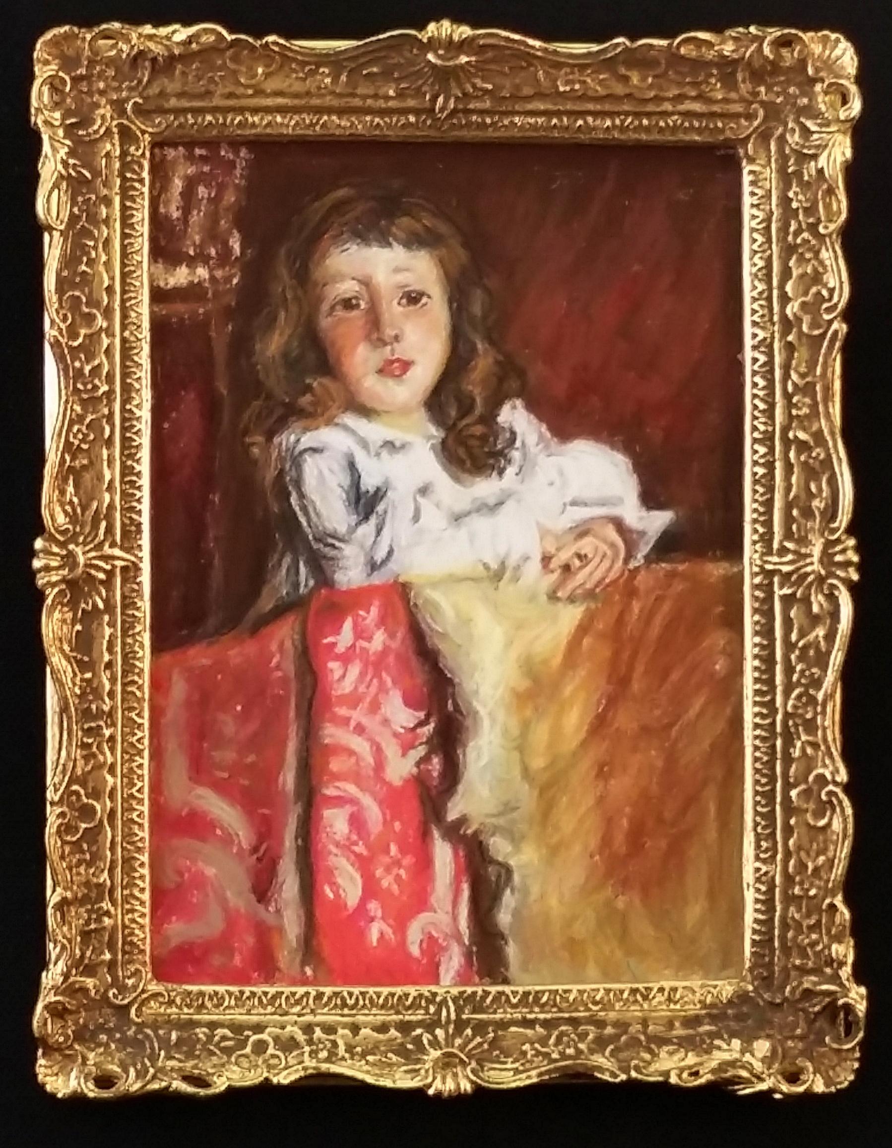 Portrait: John  Millet