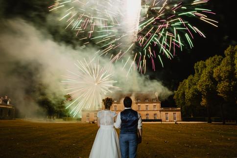 Mariage au Château de Sainte Claire - Oise