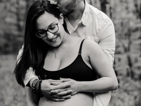 Comment se déroule une séance photo grossesse ?