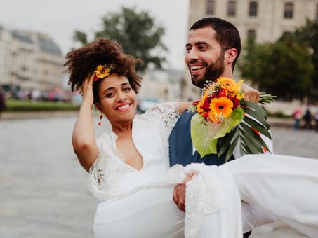 Cinq questions courantes sur les photos de couple