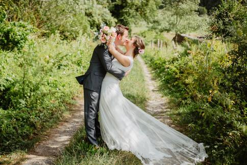Mariage au Grenier de Rouez - Aisne