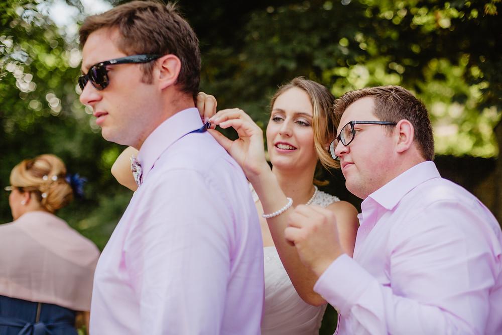 Mariage pommerieux buzancy
