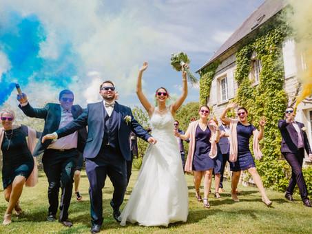 Mariage aux Pommerieux - Aisne