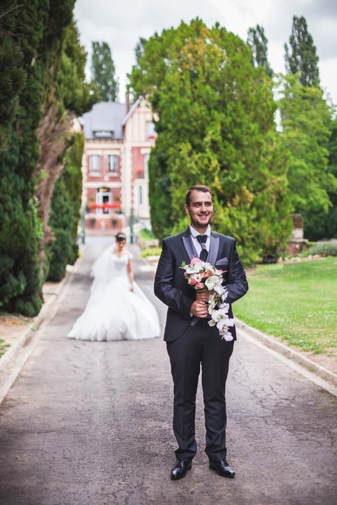 Mariage au Château de Quesmy - Aisne