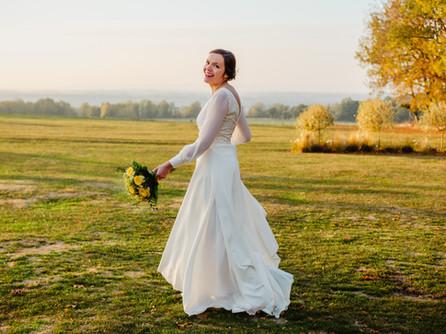 Mariage d'Automne au Domaine d'Orgival - Aisne