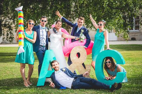 Mariage au Clos des Barisseuses - Oise