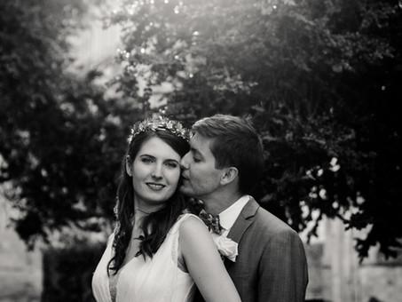 Mariage à l'Abbaye de Longpont - Aisne