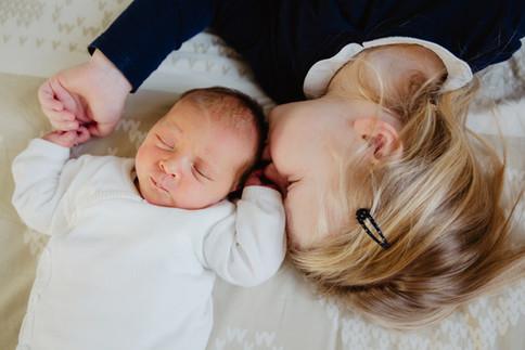 Déroulement d'une séance photo naissance lifestyle