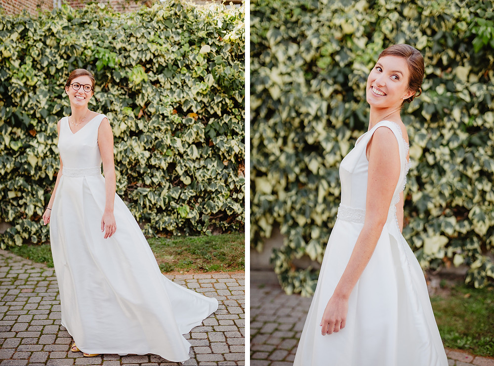 Robe mariée luna novias