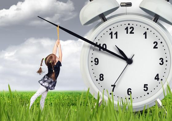 Mindfulness e o tempo