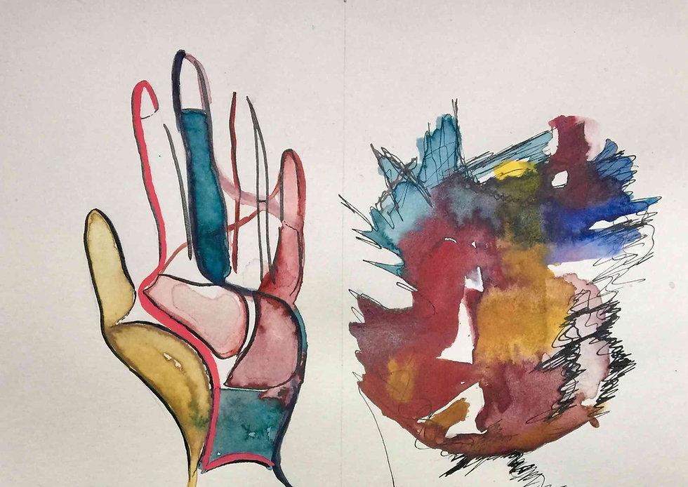 RAJAVTAR ART AQUARELLES WATERCOLOUR ART