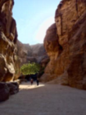awakening conscious travelling Jordan Petra Raj Avtar Kaur