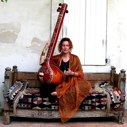 Céline Wadier - Chant Dhrupad