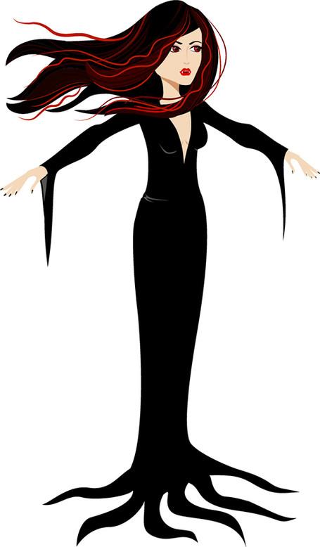Character Design - Vera