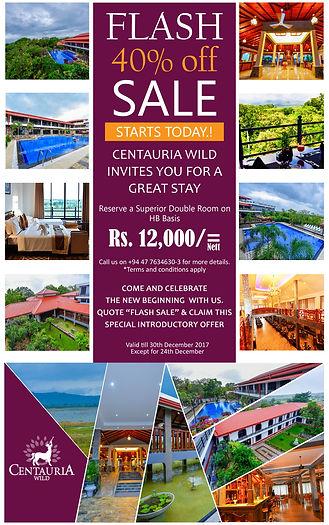 special offer - centauria wild
