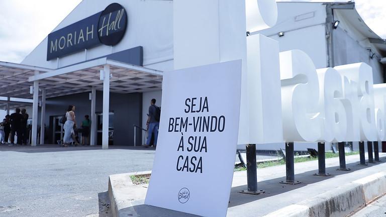 Lançamento do SELO MORIAH - EMPRESA AMIGA DA PIB DO BRASIL