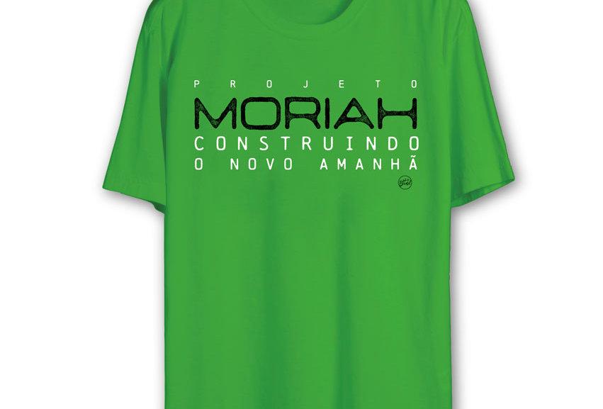 Camiseta Oficial MORIAH (VERDE)