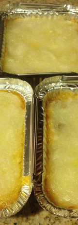 Pastelon de yuca, cassava ground beef