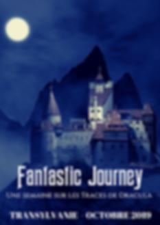 Voyage en  Transylvanie