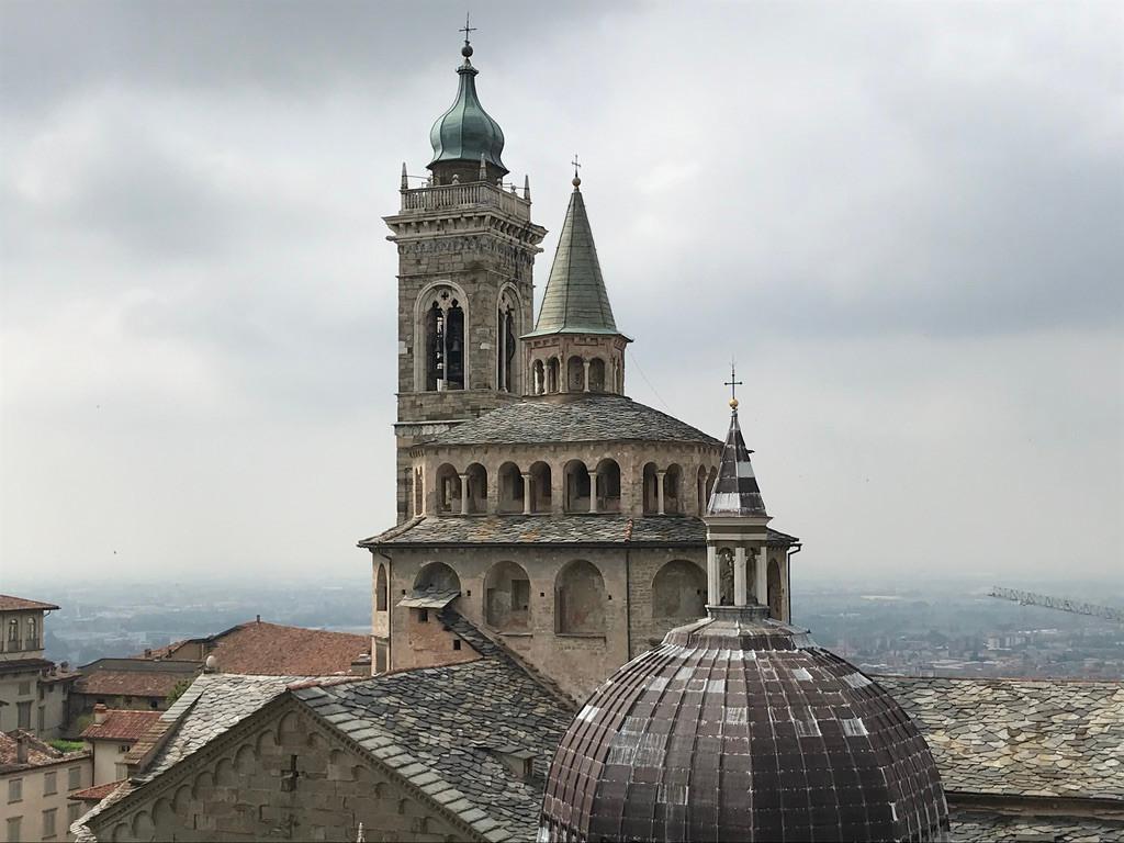 vista dal campanile