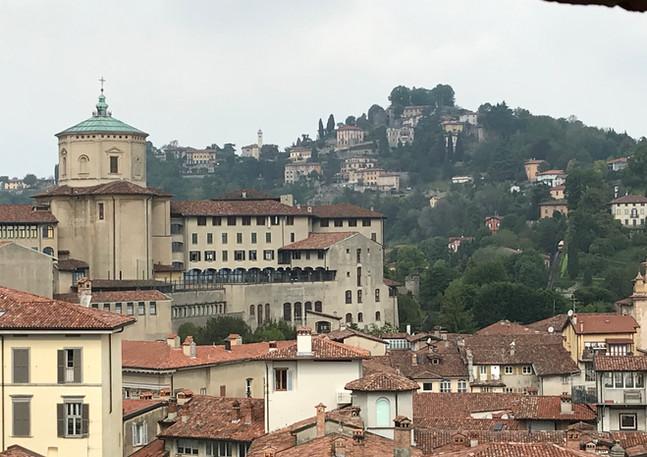 Citta Alta Bergamo