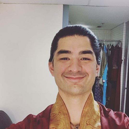 As Lun Tha in the 1st national tour of Lincoln Center's King and I
