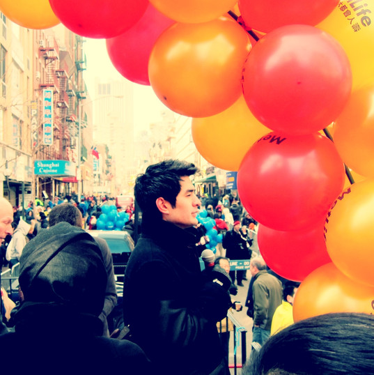 Lunar New Year Parade NYC