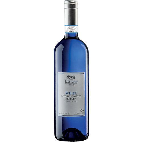 Luzzatto, White - Partially fermented white must, NV