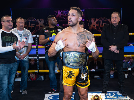 MORAZA-POLLARD REFLECTS ON TITLE REIGN LEADING TO EIGHTH DEFENSE AT LF67