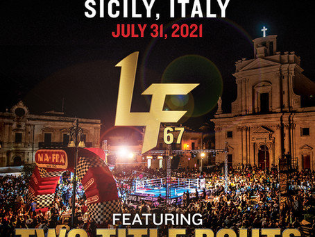 Lion Fight roars into Italy for next event on UFC FIGHT