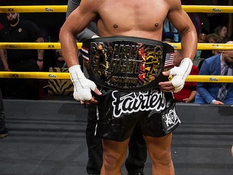 Lerdsila retires as Lion Fight World champion
