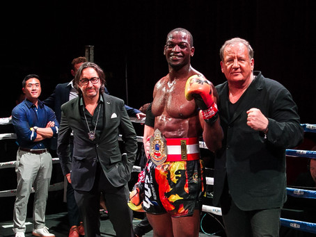 Lion Fight 69 Results