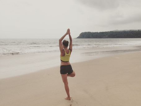 Finding refuge in Yoga