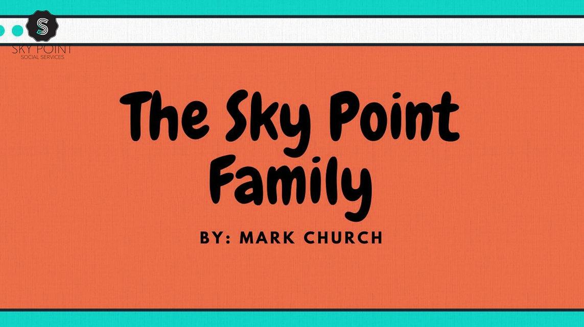 The Sky Point Family by Mark Church