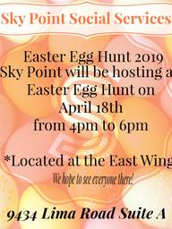 SPSS 2019 Easter Egg Hunt