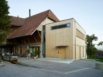 Umbau/Anbau Bauernhaus in S.
