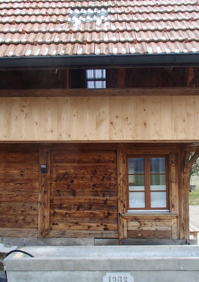 Süristrasse-Bauernhaus