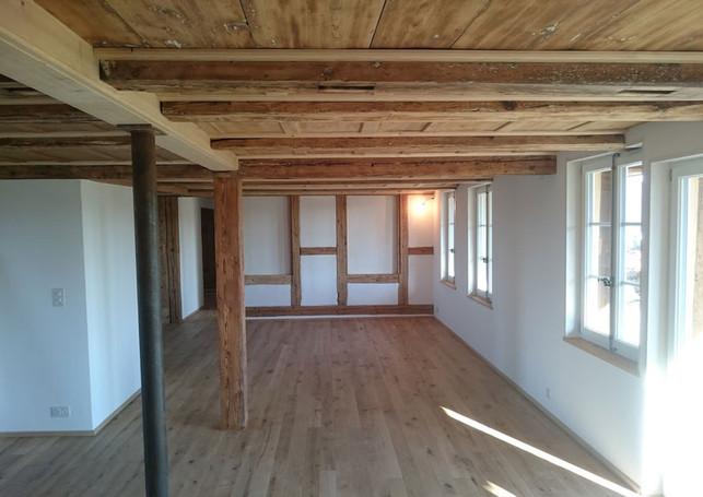 Umbau Bauernhaus Murtenstrasse